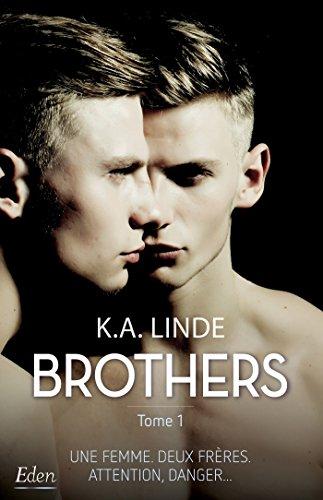 Brothers (Tome 1) de K.A Linde 51K8sLBhybL
