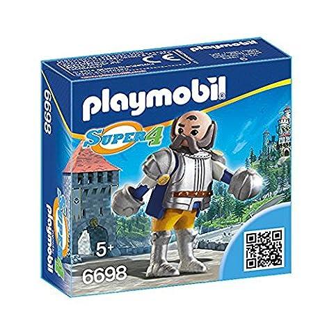 Playmobil - 6698 - Super4 - Sire Ulf Le Garde (4 A Castello)