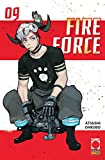 Non Solo Fumetto Fire Force N° 9 - Manga Sun 120 - Planet Manga - Italiano