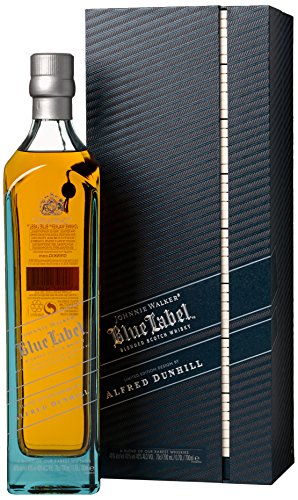 Johnnie Walker Blue Label Dunhill Edition Blended Whisky (1 x 0.7 l) Whisky Johnnie Walker Blue