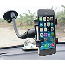JVJ facile da usare macchina supporto universale per gli smartphone, GPS, parabrezza premio cruscotto supporto dell'automobile per la galassia S6 s5 s4 s2 s3 nota 4 nota 3 nota 2, HTC One max M8 M7, iphone 6 4,7, iphone 6 più , 3gs 4s 5s iphone 4g 5g, sony Z3 Z2 Z1. LG g3 g2 G Pro2, G3, LG flex, Nokia 1520, huawei mate2, Asus zenfone 5, zenfone 6, navigazione GPS e tutti i gadget intelligenti
