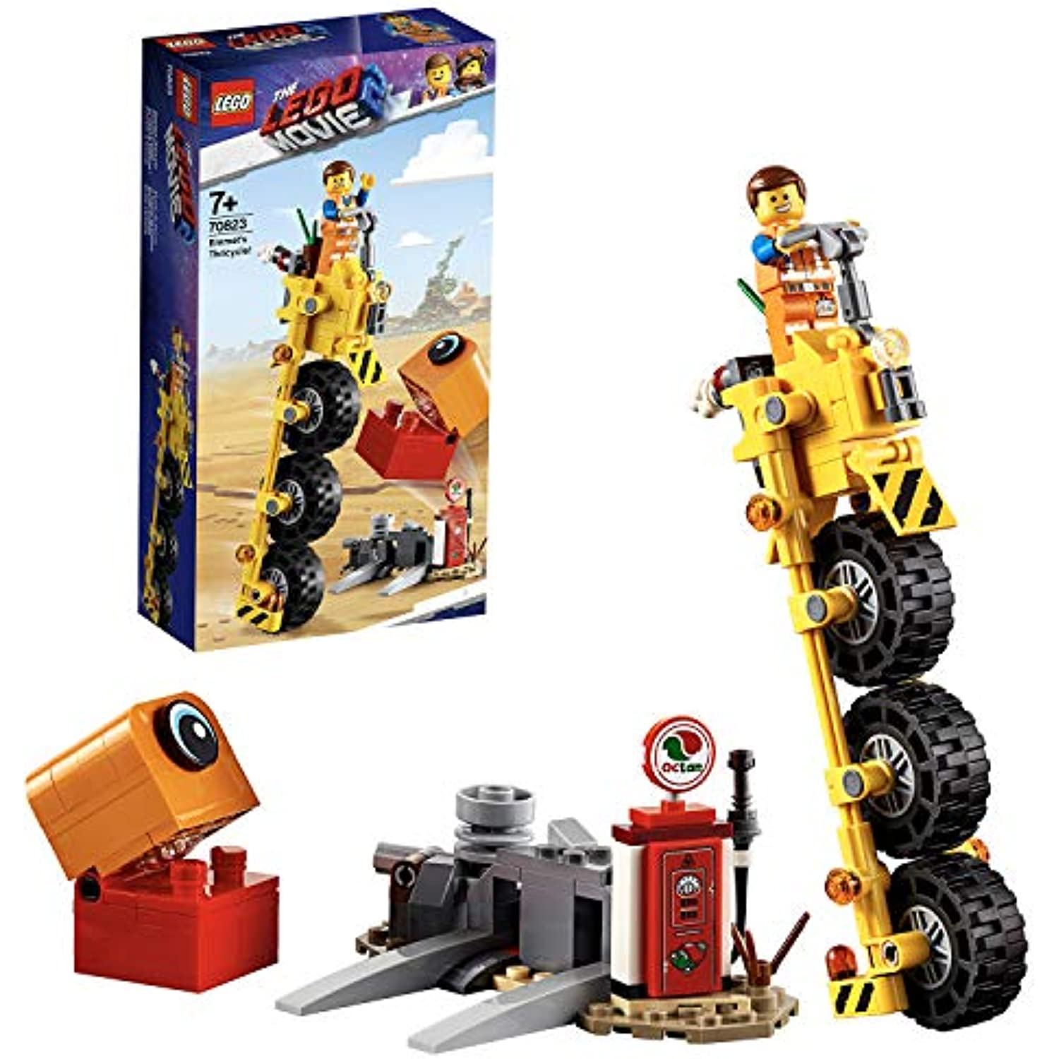 Lego Tricycle D'emmetD8639a Le Movie 70823 uPkXZiO