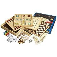 Philos-9960-Holz-Spielesammlung-mit-10-Spielmglichkeiten Philos 9960 – Holz-Spielesammlung mit 10 Spielmöglichkeiten -