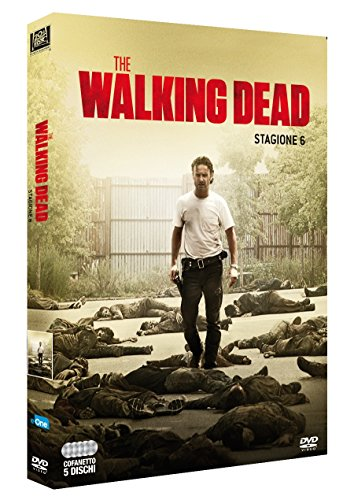 the walking dead - season 06 (5 dvd) box set DVD Italian Import