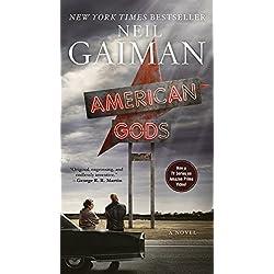 American Gods -- Premio Hugo 2002 a la mejor novela
