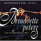 Bernadette Peters Live at ...