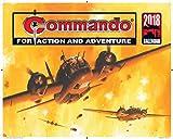 Commando Comic Wall Calendar 2018