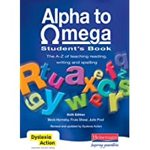 Alpha to Omega Student's Book by Ms Beve Hornsby (30-Aug-2006) Ring-bound