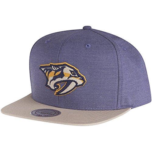 Mitchell & Ness Nashville Predators HWC Snapback EU780 Cap Basecap