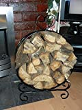 Round log basket 18in large - Best Reviews Guide
