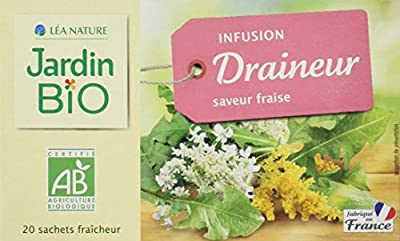 Jardin Bio Infusion Draineur 30 g