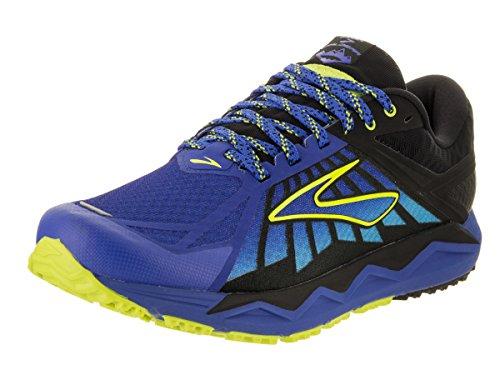 Brooks Caldera Scarpe Da Trail Corsa Briques Électriques Bleu / Lime Popsicle / Bleu