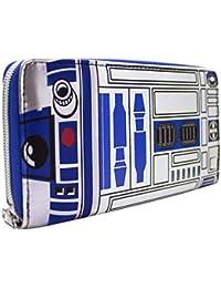 Cartera de A New Hope Star Wars R2-D2 Droide Azul