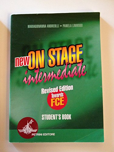 New On stage intermediate. Student's book-Workbook. Per le Scuole superiori