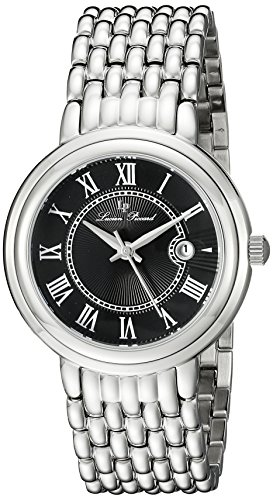 Lucien Piccard Womens Analogue Quartz Watch with Stainless Steel Strap LP-16539-11