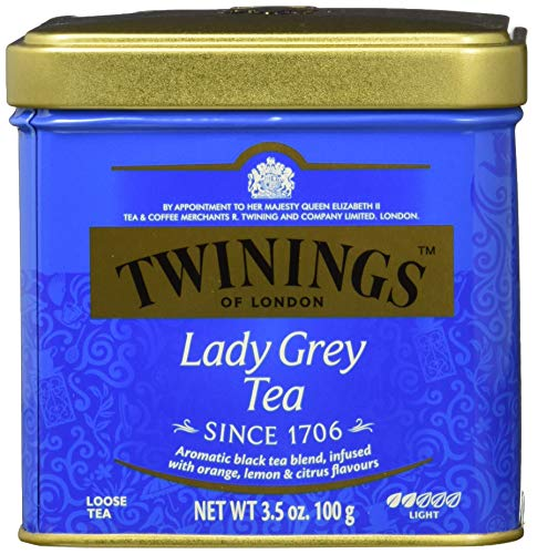 Twinings Lady Grey Dose 100g, 1er Pack (1 x 100 g)