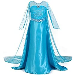 Elsa abito bambina per festa