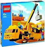 LEGO 4JUNIORS  4668 -  Kranwagen mit Raupe - LEGO