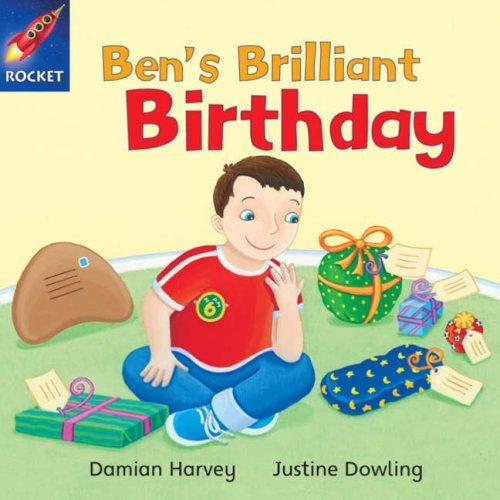 Rigby Star Independent Yellow Reader 10: Ben's Brilliant Birthday