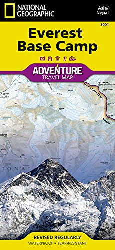 everest-base-camp-nepal-travel-maps-international-adventure-map-adventure-map-numbered