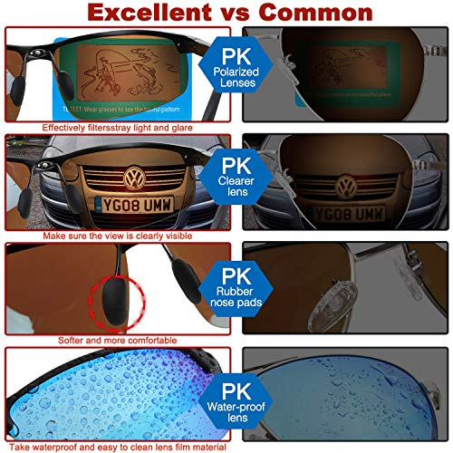 Zoom IMG-3 occhiali da sole uomo polarizzati