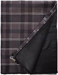 Regatta Vanern 4–Tienda de campaña carpet, color Grey Check, tamaño n/a