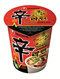 Nongshim Shin Noodle Cup, 2.64 Ounce Packages (Pack of 12) by Nongshim