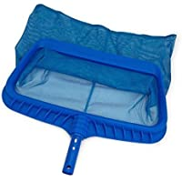 Stargoods Pool skimmer – Heavy Duty Cleaner Tool & net bag foglia pulizia
