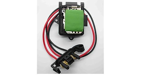 Heater Blower Fan Resistor RENAULT TRAFIC II 01-14 VAUXHALL VIVARO I 01-14 A27