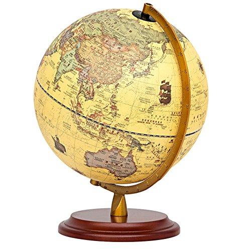 World Globe ZDDAB 25CM HD Antik Globus,
