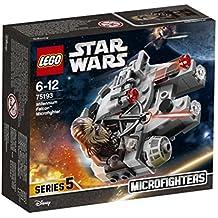 LEGO Star Wars - Lego Microfighter: Halcón Milenario, única (75193)