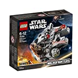 LEGO - 75193 - Star Wars - Jeu de Construction - Microfighter Faucon Millenium