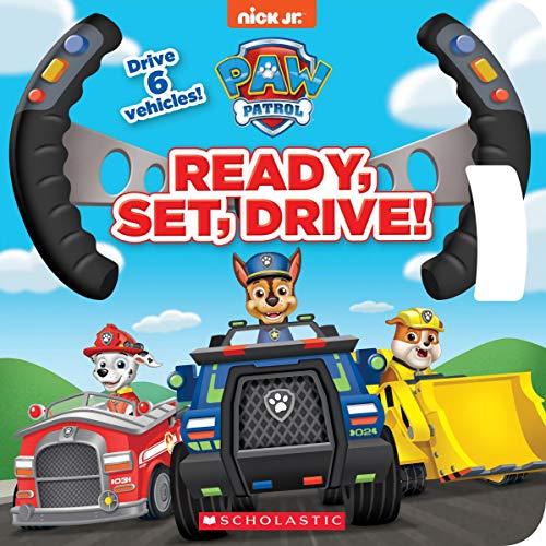 Ready, Set, Drive! (Paw Patrol)