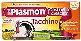 Plasmon - Delicato e Cremoso Omogeneizzato, con Carne e Cereale, 2 x 80 g - 160 g