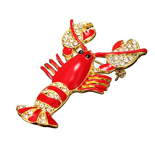 red-epoxy-enamel-lobster-crystal-rhinestone-broches-brooch-accessories