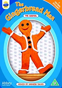 The Gingerbread Man - The Arrival [DVD]