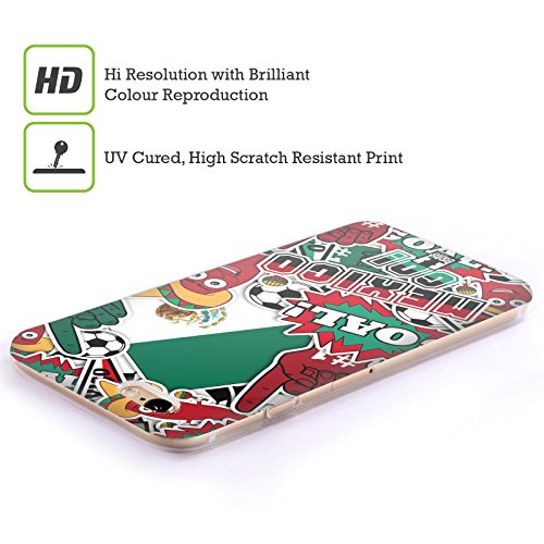 Head Case Designs Protea Stampe Floreali Cover Morbida In Gel Per Apple iPhone 7 Plus / 8 Plus Messico