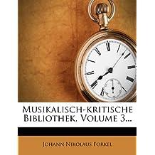 Musikalisch-kritische Bibliothek