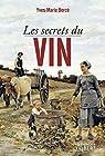 Les secrets du vin par Bercé