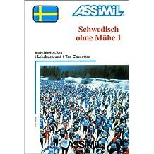 Schwedisch ohne Mühe : Band 1 (1 livre + coffret de 4 cassettes) (en allemand)