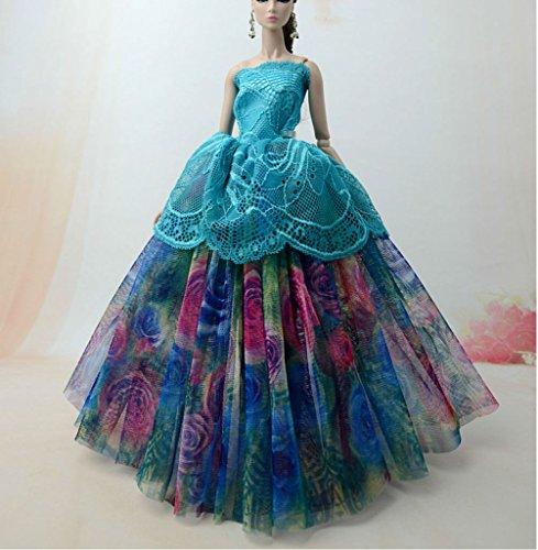 Stillshine Ballett Rock Abendkleid Ballkleid Prinzessin Kleidung Dress Kleider Bekleidung Kleid...