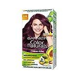 Garnier Color Naturals Hair Color - Shade 3.16 Burgundy, 70ml