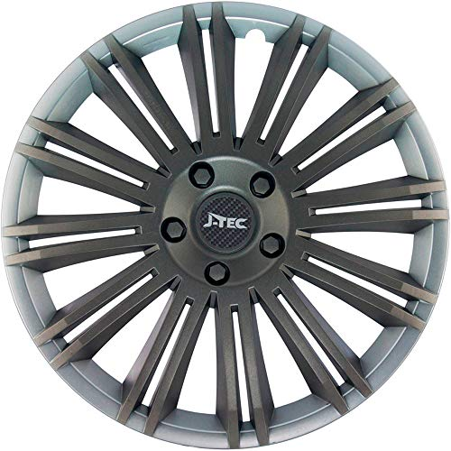 J-Tec J15544 Discovery R Wheel Covers, 15 Inch