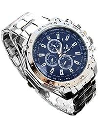 Lonlier Reloj Mecánico de Los Hombres Reloj Automático Reloj Mecánico de Acero Inoxidable