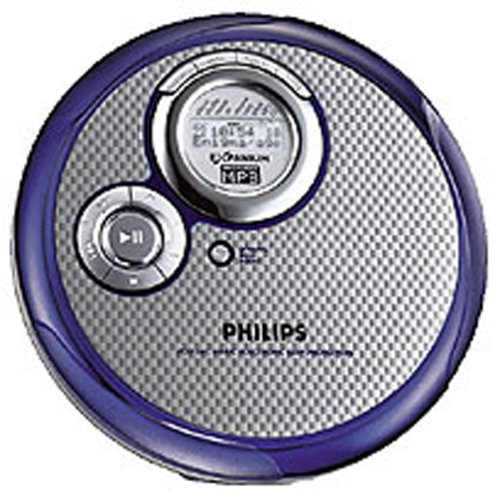 Philips Portable Speaker System (Philips exp3361 Persönlichen CD/MP3-Player)
