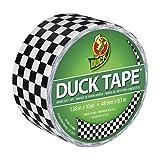 Shurtech Brands, Llc - Nastro Adesivo Duck, Fantasia Scacchi, Lunghezza: 9 M, Larghezza: 4,7 Cm