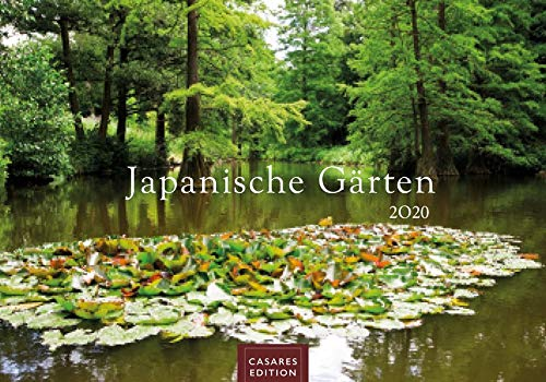 Japanische Gärten S 2020 35x24cm