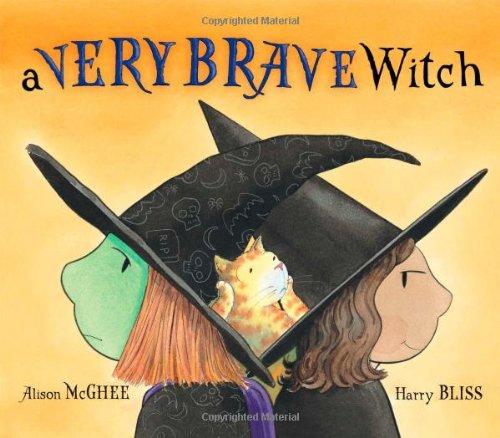 A Very Brave Witch (Paula Wiseman Books) por Alison Mcghee