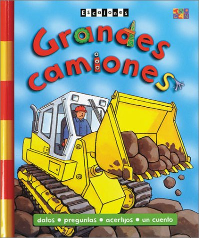 Grandes Camiones (Ladders) por Two-Can Editors
