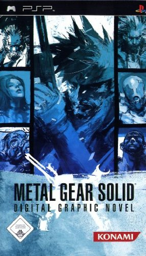 Konami Digital Entertainment GmbH Metal Gear Solid - Digital Graphic Novel